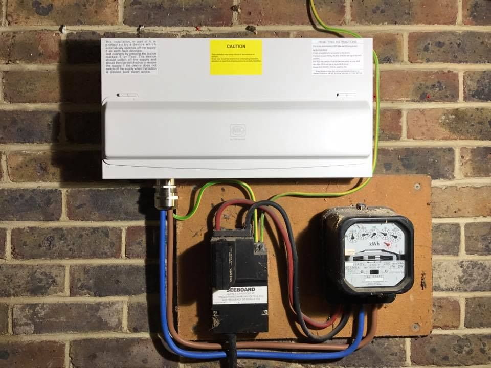 domestic electrical services guildford, surrey